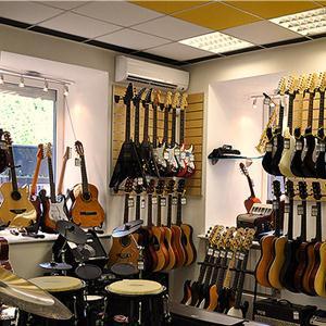 Музыкальные магазины Саратова