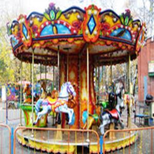 Парки культуры и отдыха Саратова