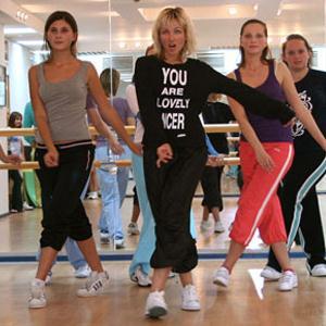 Школы танцев Саратова