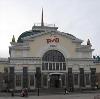 Железнодорожные вокзалы в Саратове
