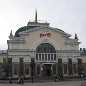 Железнодорожные вокзалы Саратова